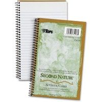Tops Second Nature 1-Subject Notebook - Notebooks