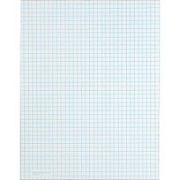 TOPS White Quadrille Pads - Note Books & Writing Pads