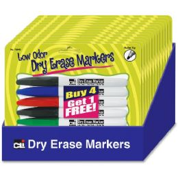 CLI Dry Erase Markers Set Display - Dry erase
