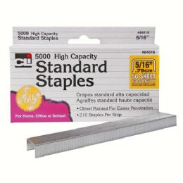 560 Units of Cli Standard ChiseL-Point Staple - Staples & Staplers