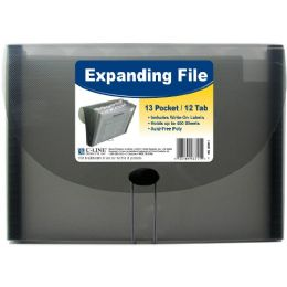 C-Line 13-Pocket Specialty Expanding Files - File Folders & Wallets