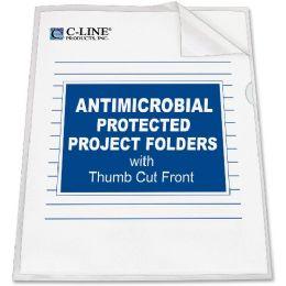 50 Units of C-line Anti-Microbial Project Folder - Folders & Portfolios