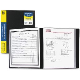 C-line Bound Sheet Protector Presentation Book - Sheet protector