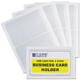 C-line Business Card Holder - Business cards