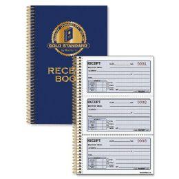 Rediform Gold Standard Receipt Book - Receipt book
