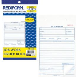 Rediform Job Work Order Book - Order book