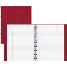 Rediform Miraclebind Hard Red Cover Notebook - Binders