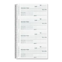 66 Units of Rediform Rent Receipt Book - Receipt book