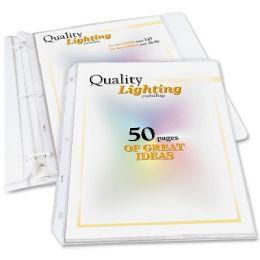 C-Line Top Loading High Capacity Sheet Protector - Sheet protector