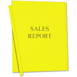 20 Units of C-Line Vinyl Report Cover - Report cover