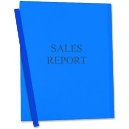 20 Units of C-Line Vinyl Report Cover With Binding Bars - Report cover