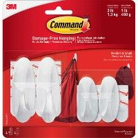Command™ Small/Medium Designer Hook Value Pack - Sign