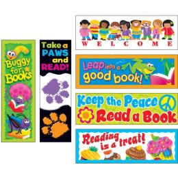 Trend Bookmark Variety Pack - Classroom Learning Aids