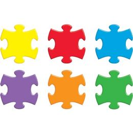 Trend Classic Accents Jigsaw Puzzle - Classroom Learning Aids