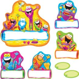48 Units of Trend FroG-Tastic JumP-Starters Bulletin Board Set - Bulletin Boards & Push Pins