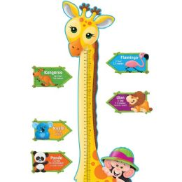 Trend Giraffe Growth Chart Bulletin Board Set - Bulletin Boards & Push Pins
