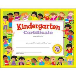 Trend Kindergarten Certificates - Classroom Learning Aids