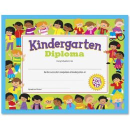 120 Units of Trend Kindergarten Diploma - Classroom Learning Aids