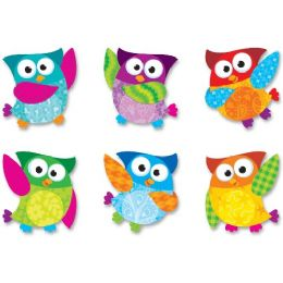 108 Units of Trend Owl-Stars Classic Accents Variety Pack - Classroom Learning Aids