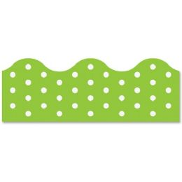 204 Units of Trend Polka Dots Board Trimmers - Classroom Learning Aids
