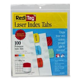 Redi-Tag Laser Index Tab - Tags