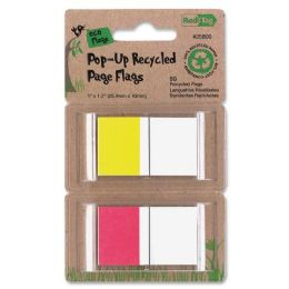 168 Units of Redi-Tag Recycled Flag - Tags