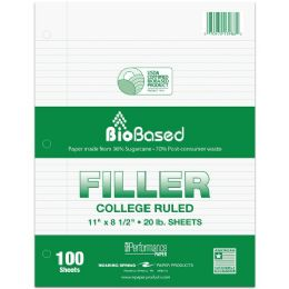 48 Units of Roaring Spring Recycled Filler Paper - Paper