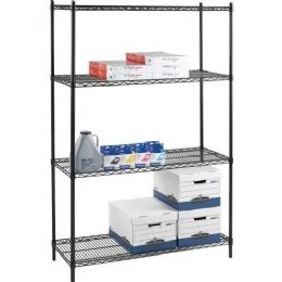Lorell Starter Shelving Unit - Office Supplies