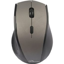 Compucessory Wireless Mouse, 2.4g, Gray - Consumer Electronics