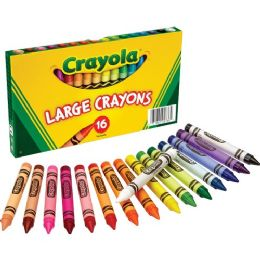 144 Units of Crayola 52-0336 Crayon - Crayon