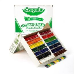 Crayola Classpack Colored Pencil - Office Supplies
