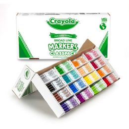 Crayola Classpack Markers - Markers