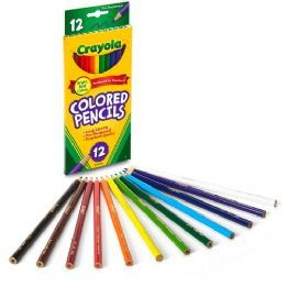 192 Units of Crayola Colored Pencil - Office Supplies