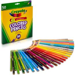 48 Units of Crayola Colored Pencil - Office Supplies
