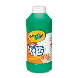 72 Units of Crayola Washable Finger Paint - Paint