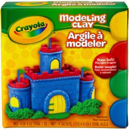 180 Units of Crayola Modeling Clay - Office Supplies