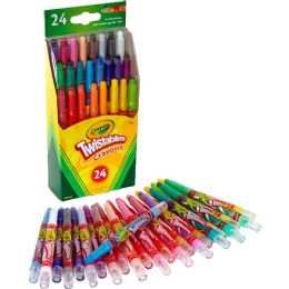 84 Units of Crayola Twistables Crayons - Crayon