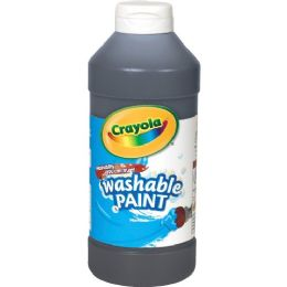 120 Units of Crayola Washable Paint - Paint