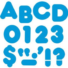 Trend Ready Letters Casual Style - Classroom Learning Aids