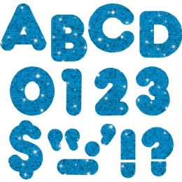 Trend Ready Letters Sparkle Letters - Classroom Learning Aids