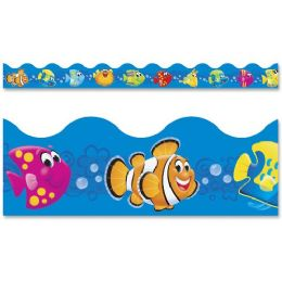 204 Units of Trend Sea Buddies Collection Terrific Trimmers - Classroom Learning Aids