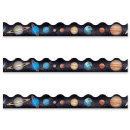 Trend Solar System Terrific Themed Trimmer - Classroom Learning Aids