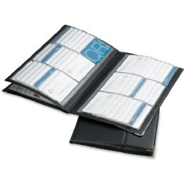 66 Units of Rolodex Vinyl Business Card Book - Business cards