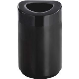 Safco 30 Gal. Oval Open Top Receptacle - Pens & Pencils
