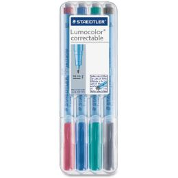 Lumocolor Correctable Marker Pens - Markers