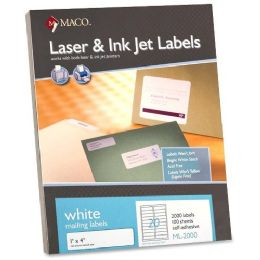 30 Units of Maco Address Label - Labels