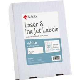 Maco Address Label - Labels