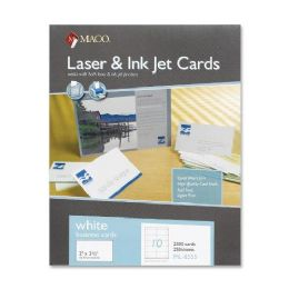 6 Units of Maco Business Card - Business cards