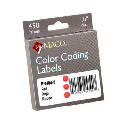 Maco Color Coding Label - Labels