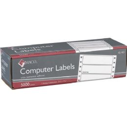 Maco High Speed Data Processing Label - Labels